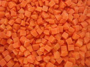 IQF Carrot Dice/Slice