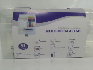 Stationery Set 53 PCS Art Set Watercolor Brush Set pictures & photos