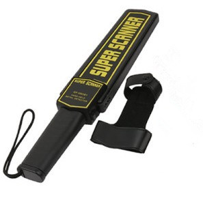 Hand Held Metal Detector (GP-3003B1)