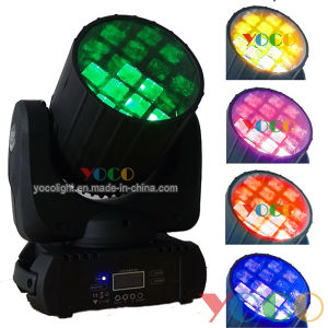 12X10W RGBW 4in1 LED Moving Head Flower Disco Stage Lighting