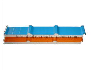 EPS Color Steel Sandwich Panel pictures & photos