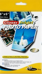Inkjet Photo Paper pictures & photos