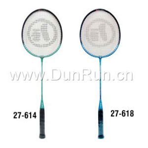 Badminton Racket (27-614, 27-618)