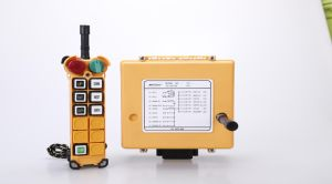 Hight Quality Industrial Wireless Radio Remote Control F21-6D pictures & photos