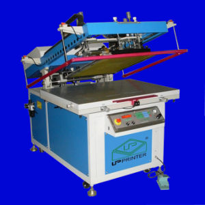 Screen Printing Machine Clam Shell Structure