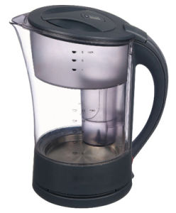 Portable Water Pitcher with Intant Hot Water Function (QY-HWFY02H) pictures & photos