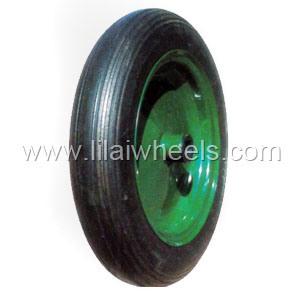 Rubber Wheel /Cart Tool Wheel/Barrow Wheel (PW3015)