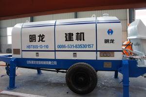 Hbt80 Concrete Pump, China Trailer Concrete Pump pictures & photos