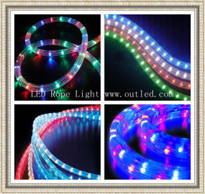 LED Rope Light (Flat Three Wire) (SCT-R)