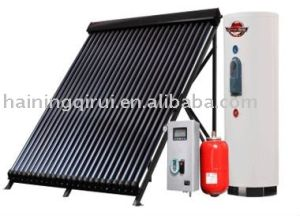 Split Pressurized Solar Water Heater (HSP-58) pictures & photos