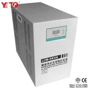 Jjw Series Precise Purification AC Voltage Regulator Jjw-1k/2k/3k/5k10k/15k/20k