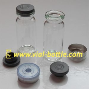 10ml Glass Bottle for Medicine Nandrolone with Caps and Stopper pictures & photos