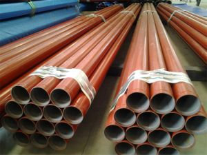 Astma795 Sch40 Metallic Sprinkler Fire Welded Seamless Steel Pipe pictures & photos