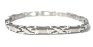 Titanium Magnetic Bracelet with Germanium --SGB704049