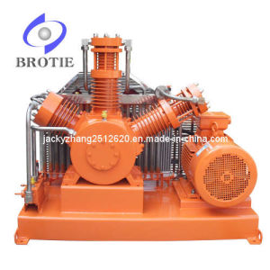 Brotie 100% Totally Oil-Free Sulfur Hexafluoride Compressor Booster Pump pictures & photos