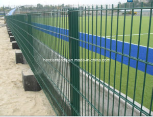 Double Horizontal Wire Mesh Fence pictures & photos