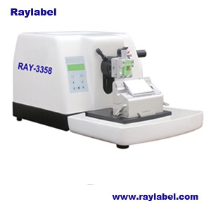 Semi-Automatic Microtome, Microtome (RAY-3358) pictures & photos
