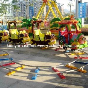 2017 New Style Amusement Park Electric Train