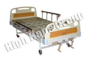 NFC022 Medical ABS Double-Function Bed (Manual) pictures & photos
