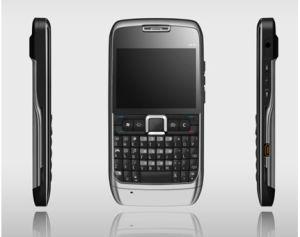 WiFi Windows Qwerty Keypad Phone (W71)