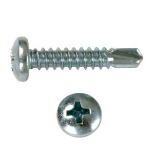 Phillip Pan Head Self Drilling Screw pictures & photos