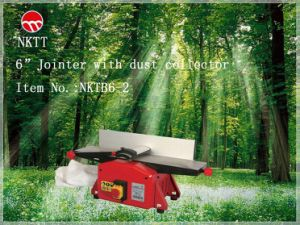 "6"" Jointer With Dust Collector (NKTB6-2)"