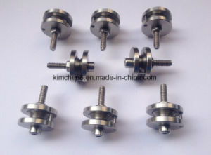 Stainless Steel Pulley Wheel Aluminum Alloy Pulley for Wire Drawing Machine pictures & photos