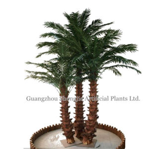 for Streets/Hotel/Green Landscaping Project Decoration Artificial Palm Tree