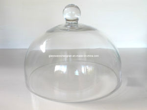 Clear Glass Cake Dome Cover (BI-GSC09) pictures & photos