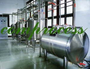 Small Dairy Process Line for Milk