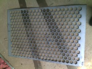 Stainless Steel Perforated Metal Mesh Plate pictures & photos