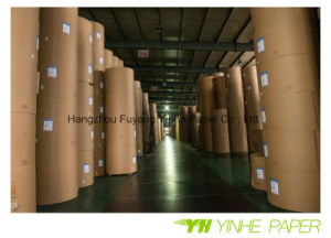 Strong Stifness Clay Coated Duplex Board Paper Reliable Supplier pictures & photos