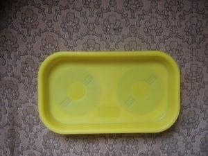 Plastic Double-Tray Acetabula (BF-CXPS2)
