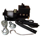 High-Quality Electric Winch with 2000lbs pictures & photos