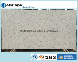 Marble Colors Artificial Quartz Stone Slabs pictures & photos