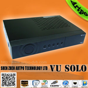 Vu+ Solo Satellite Receiver, DVB-S Set Top Box