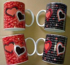 Valentine′s Day Ceramic Mug (SPMUG059)