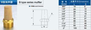 B Type Series Muffler