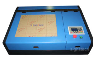 Desktop Laser Engraver (4040A) pictures & photos