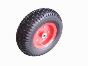 Pneumatic Rubber Wheel (PR4.00-8) pictures & photos