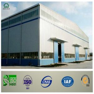 Industrial Steel Structures Building with High Quality
