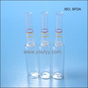 Transparent Pharmaceutical Ampoule pictures & photos