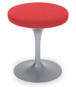 Modern Furniture Aluminium Swivel Tulip Stool pictures & photos