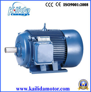 Three Phase AC Fan Electric Motor pictures & photos