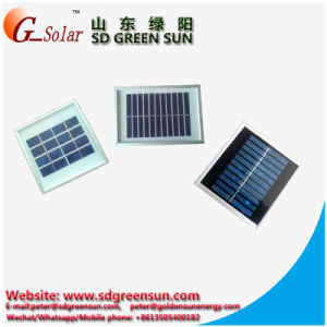 Mini Solar Cell for Solar Toy (PET/Epoxy-resin sealed) pictures & photos