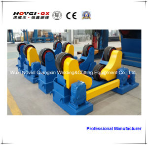 Conventional Tank Self Aligned Welding Rotator / Welding Turning Roller 25t pictures & photos