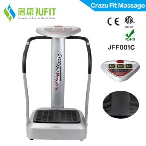 Crazy Fit Massager for Hot on Sale Vibration Plate (JFF001C)
