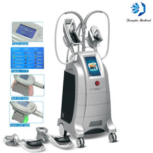 4 Handles Cryolipolysis Fat Reduction Slimming Machine pictures & photos