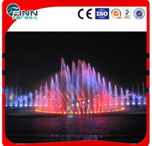 2m Colorful Water Indoor Fountain with Music Control System pictures & photos