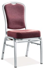 Rocking Back Hotel Banquet Stacking Dining Chair Hb-6812